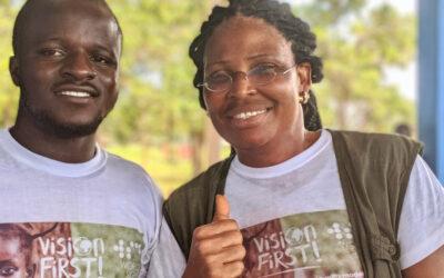 Jim Saye Suah, Liberia Project Director