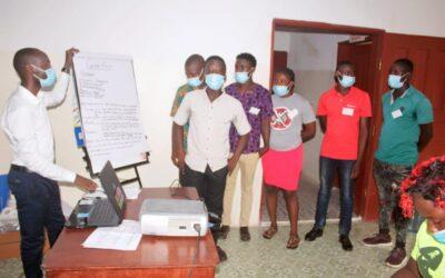 GVT Training in Liberia