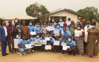 New Year Training in Liberia